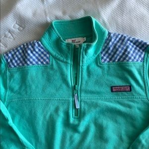 Vineyard Vines Gingham Shep Shirt